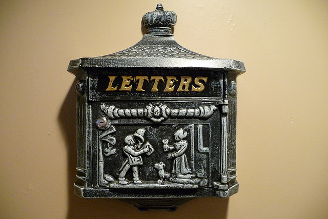 Letterbox by Aaaron Bihari