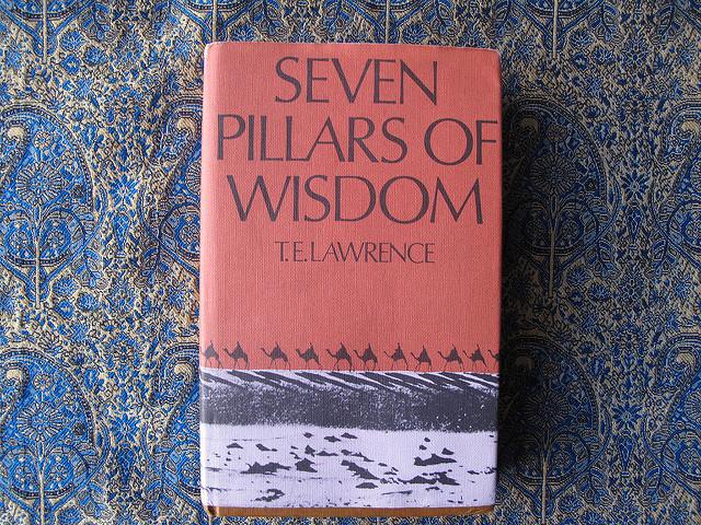 Seven Pillars by Duncan C