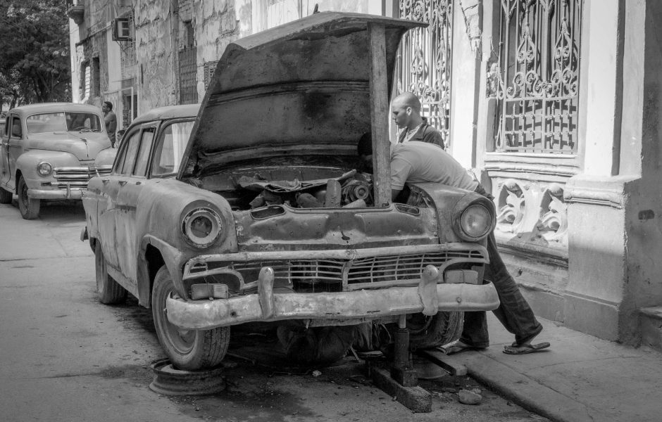 Street Workshop by Theodor Hensolt