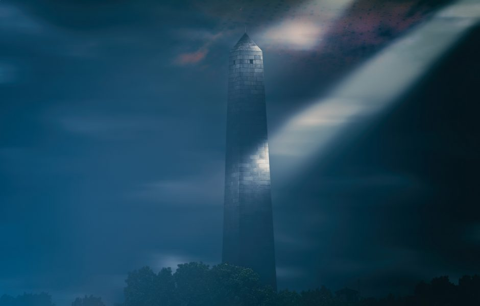 Bunker Hill Monument by Ken Lane.