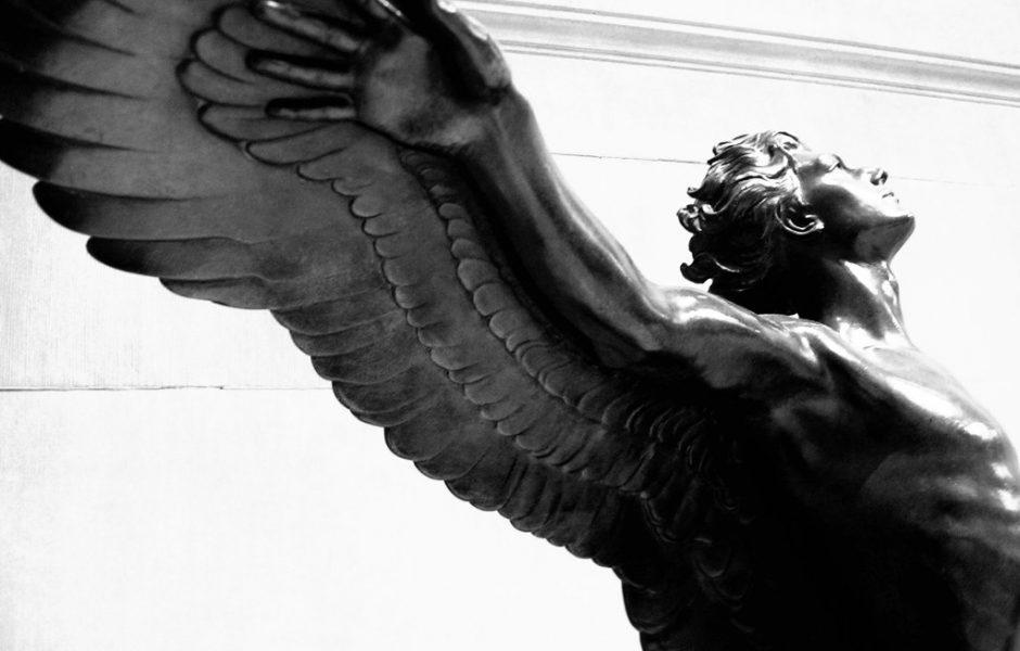 Icarus by Benjamin Carnevale.