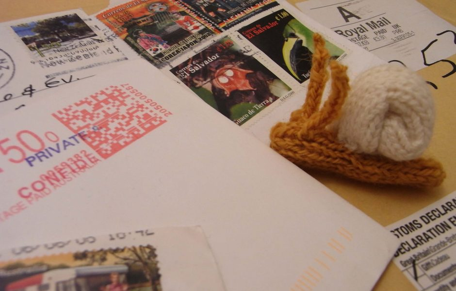 Snail Mail by Girl Ferment.