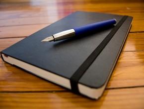 New Pen by Ryan Blanding