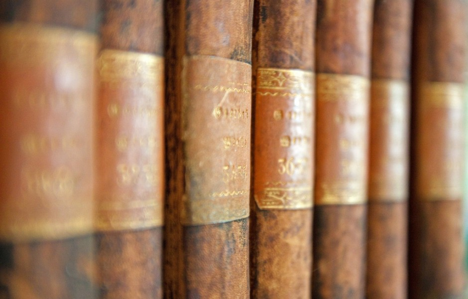 Volumes by Michael Levine-Clark