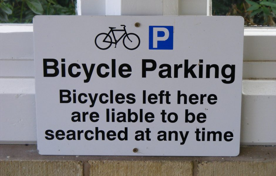 Bicycle Parking by toastmonster