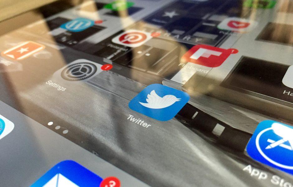 Tablet Social Media by Ian Clark