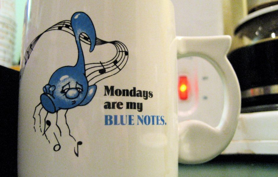 Monday by C.J. Sorg