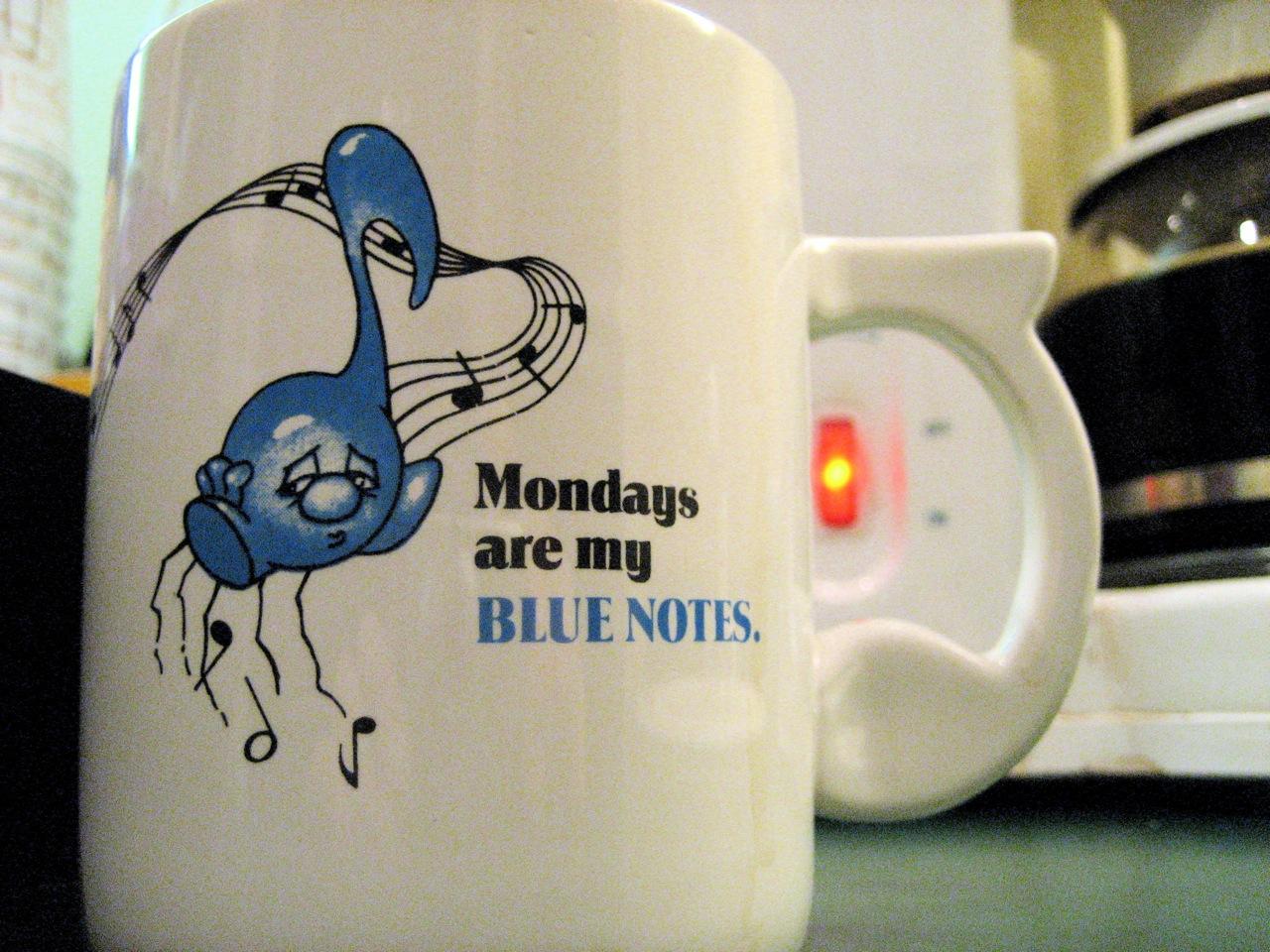 Monday by C.J. Sorg