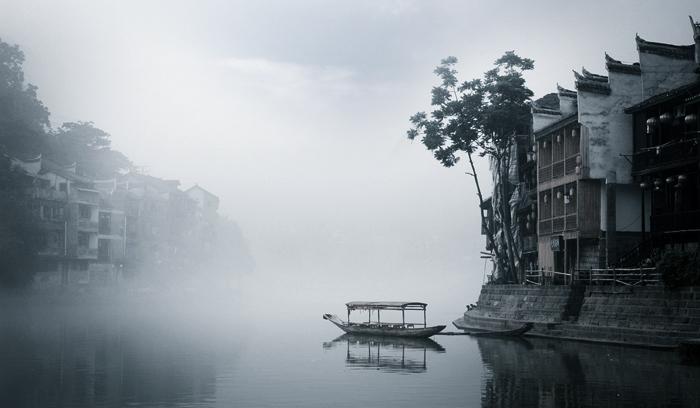 China - Fenghuang by Melenama