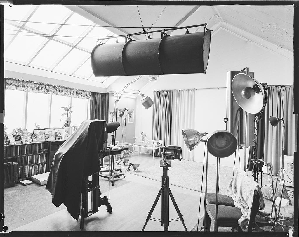 Chr. Hansens fotoatelier i Tromsø by Perspektivet Museum
