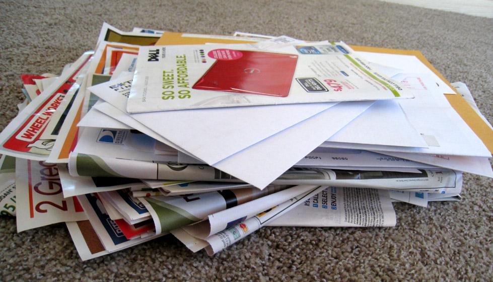 Junk Mail by Dvortygirl