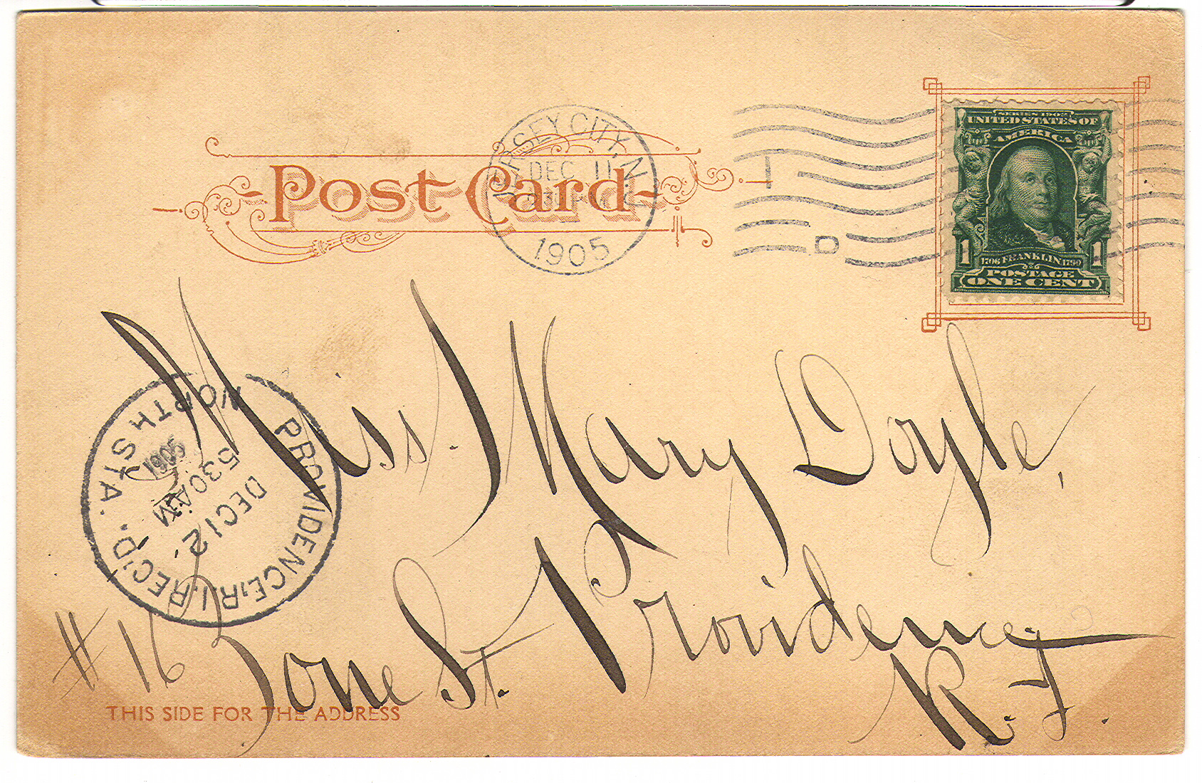 Postcard by Susan S