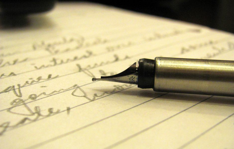 Nothing Beats a Fountain Pen by Kartikay Sahay