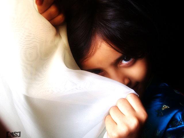 I'm Shy by Mashael Al-Mehmadi.