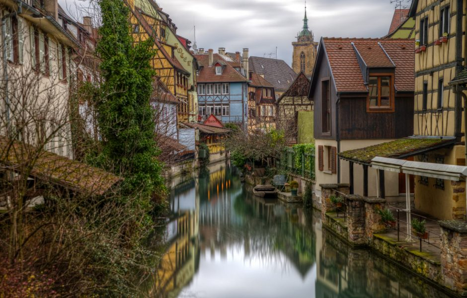 Colmar, France by Mariuz Kluzniak.