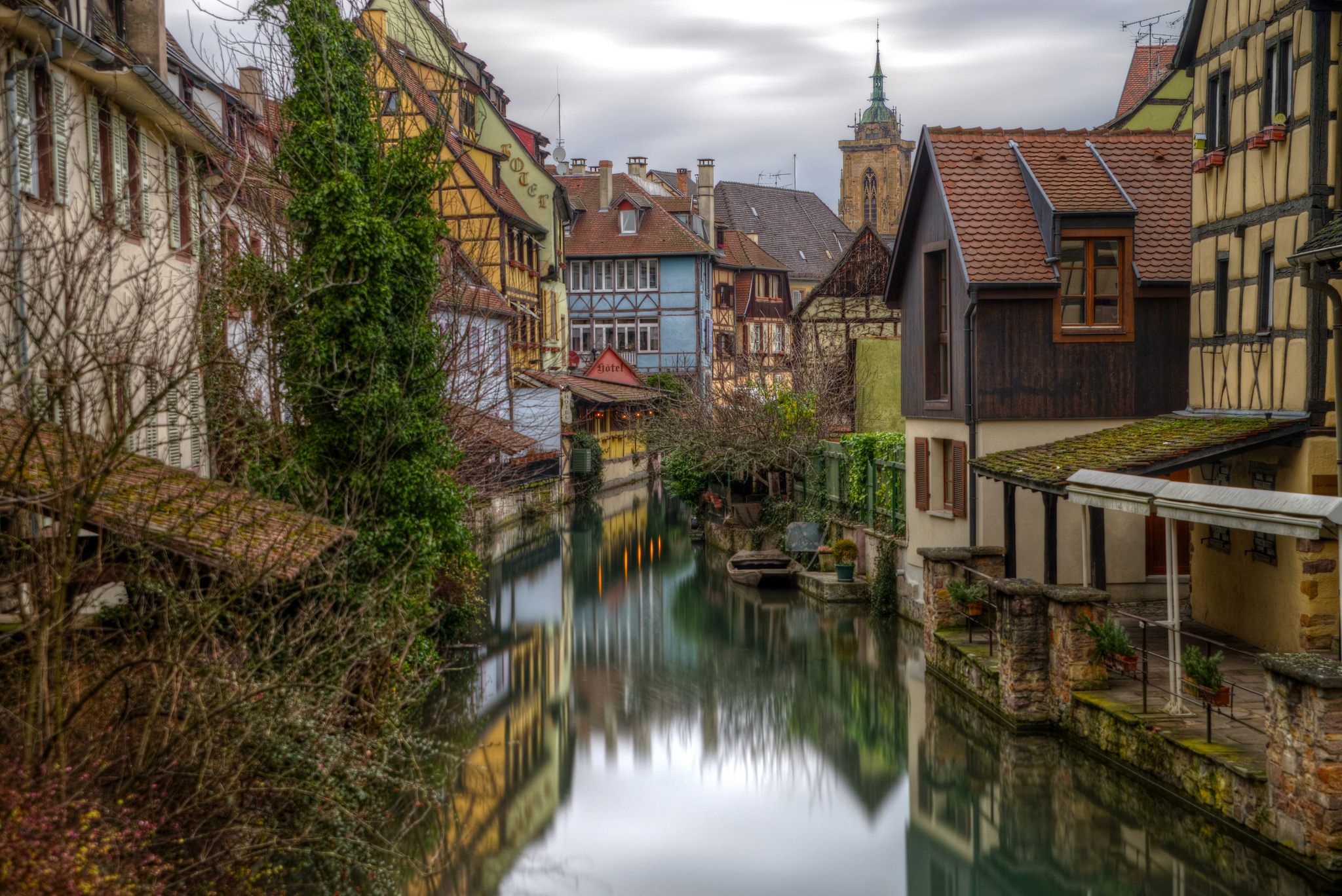 Colmar, France by Mariuz Kluzniak.