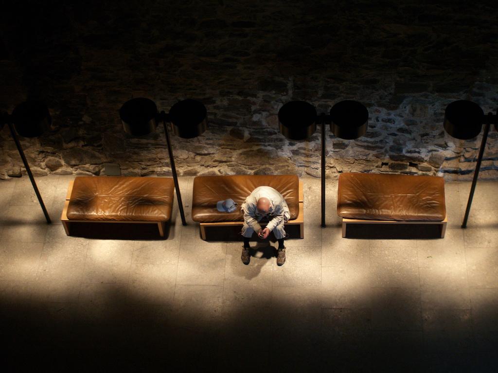 Alone by Andrei Niemimäki.