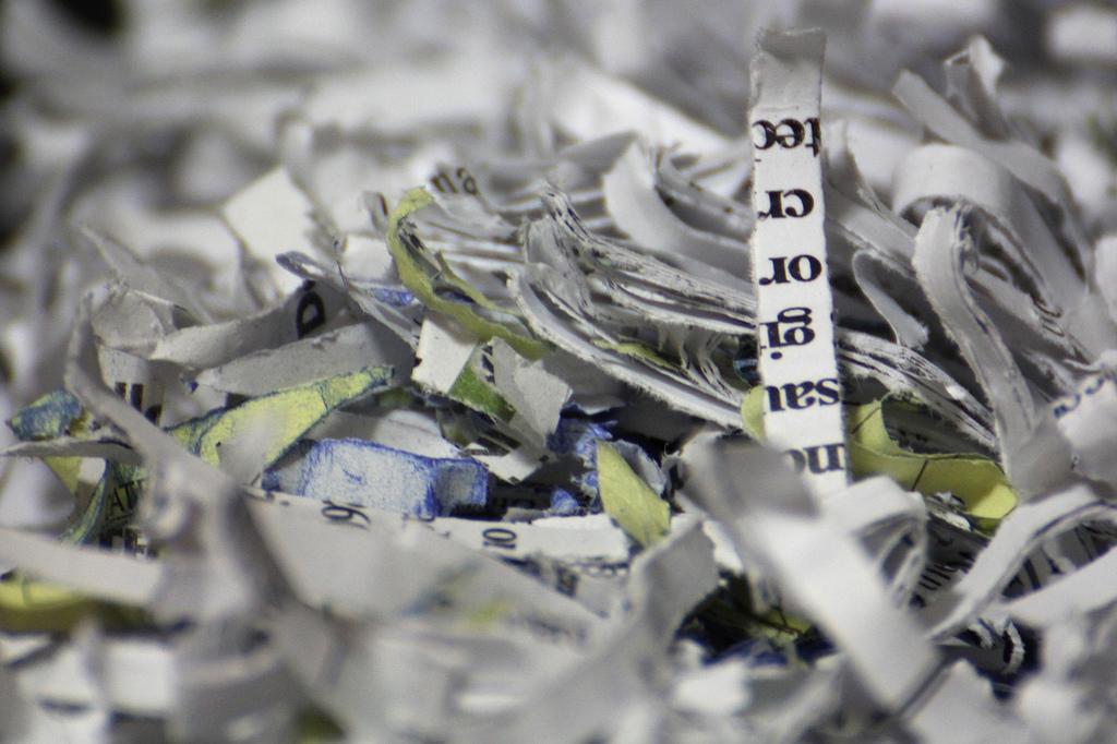 Paper Shredder by Sh4rp_i.