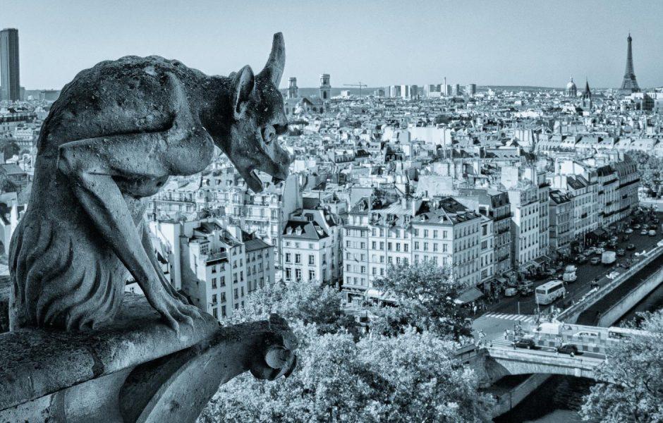 Paris by Aitor Aguirregabiria.
