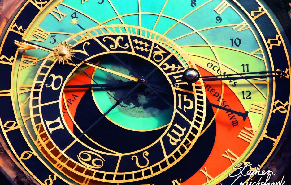 Zodiac by Richard Cruickshank.