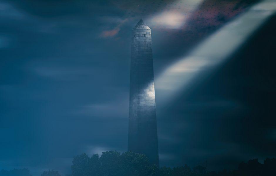 Bunker Hill Monument by Ken Lane.