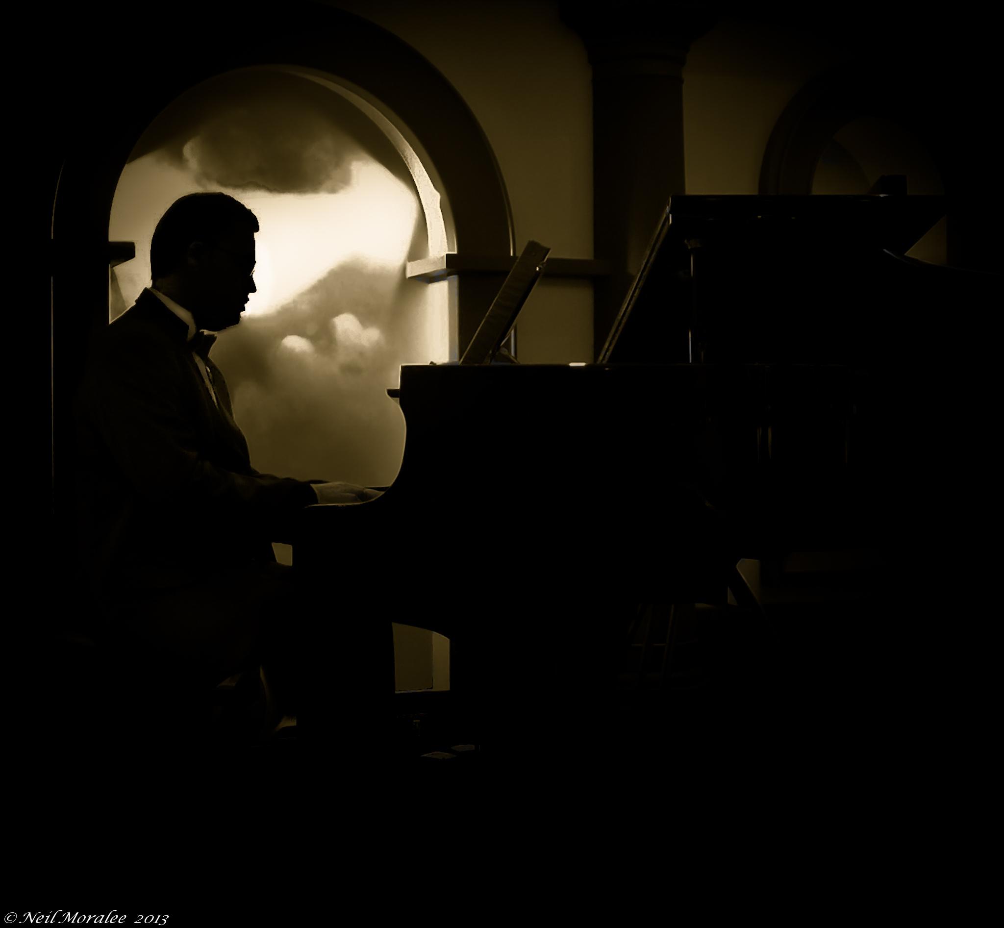 Smoking Jazz by Neil Moralee.