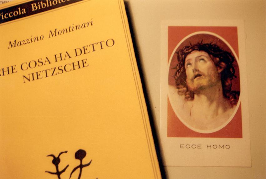 Ecco Homo by Gabriele Fanelli.
