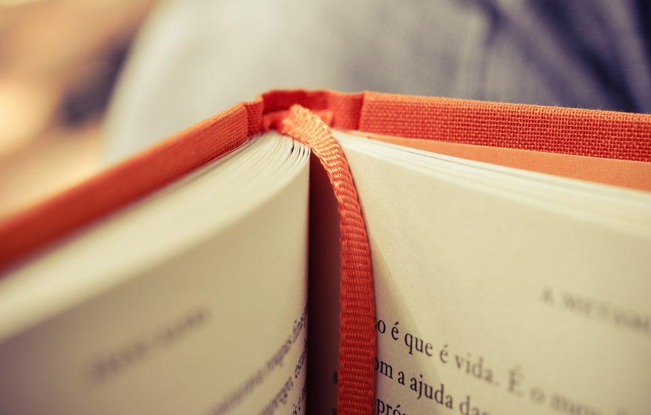 Book Corner by Janaina C. Falkiewicz.