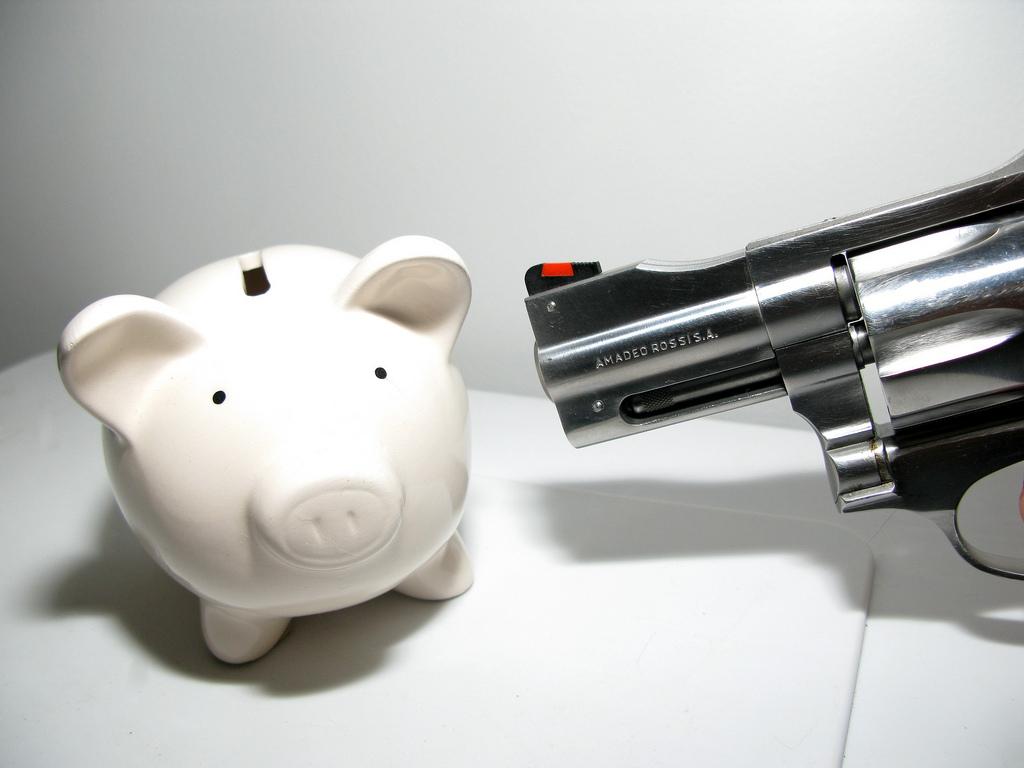 Bank Robbery by Frankieleon.