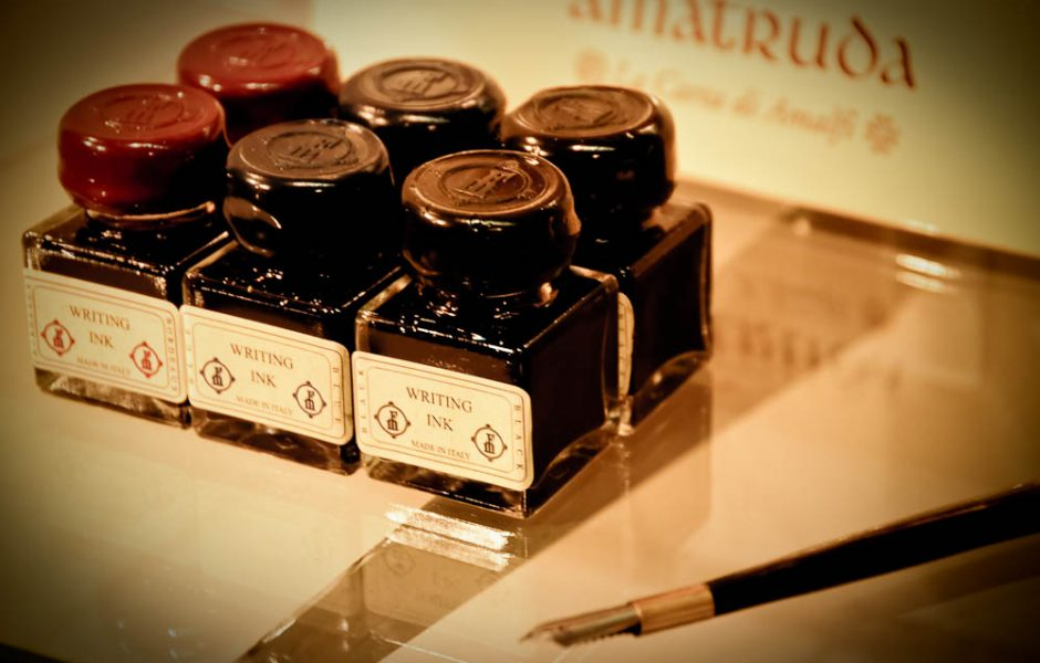 Writer's Ink by Valerie Everett.