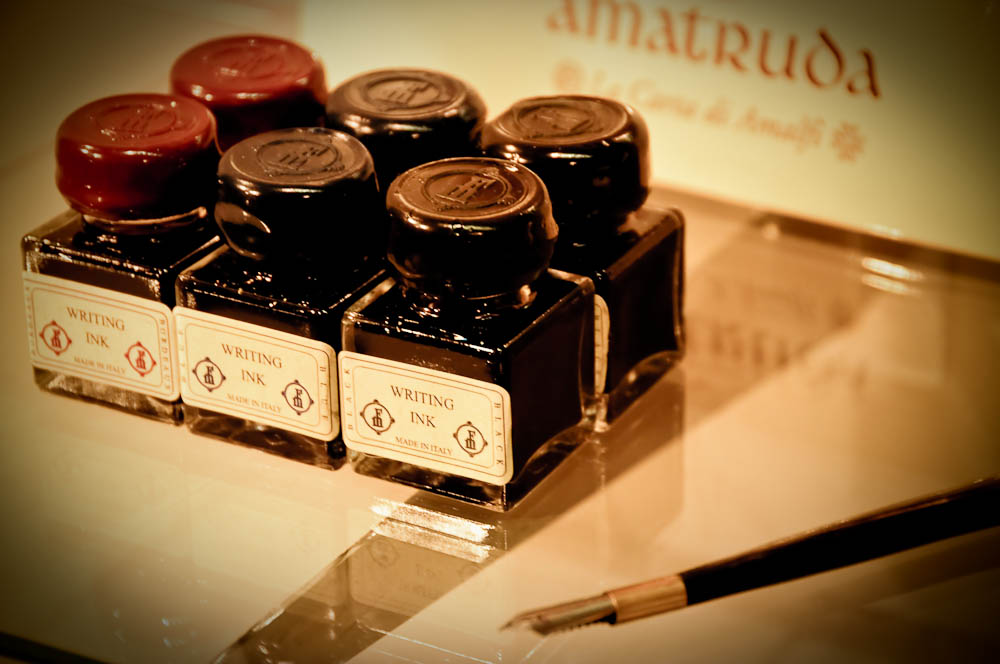 Writer's Ink by Valerie Everett.