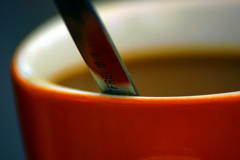 Coffee by Allie Caulfield.