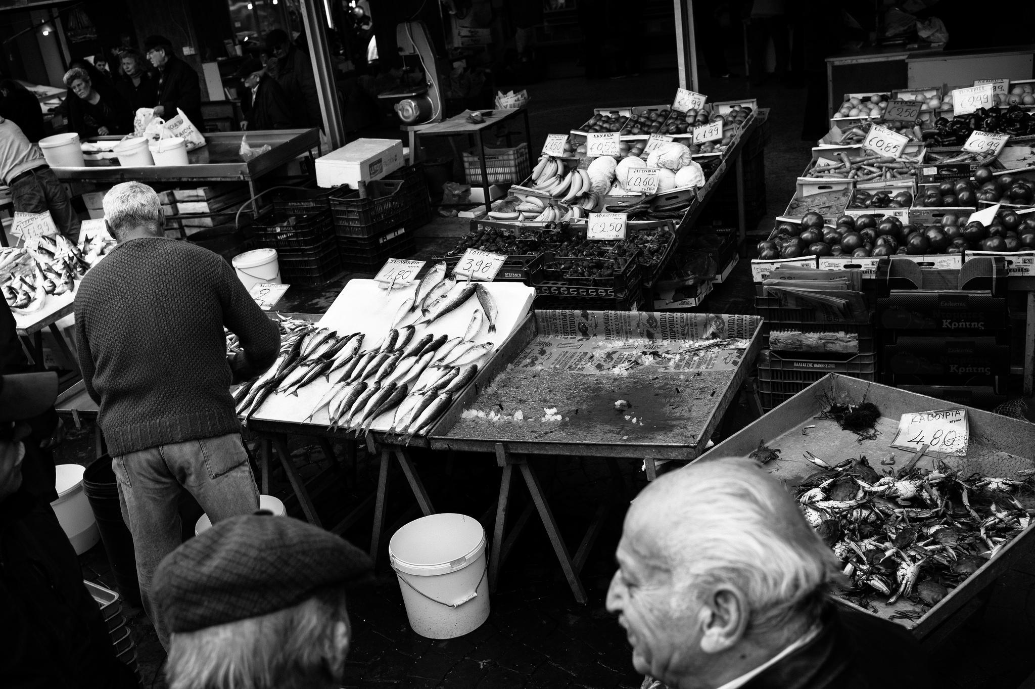 Market by Tobi Gaulke.