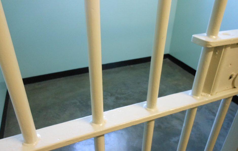 Prison Bars by Michael Coghlan.