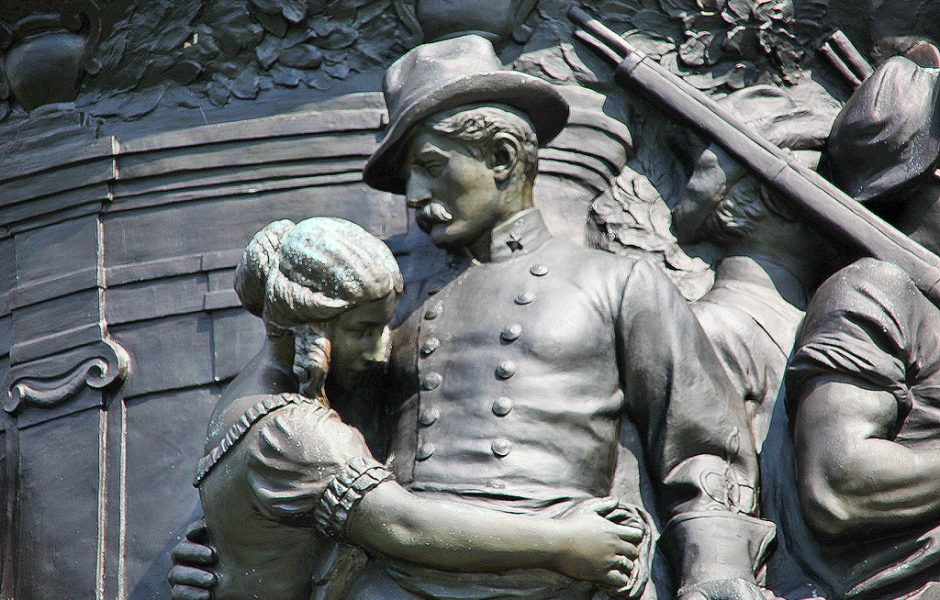 Confederate Monument by Tim Evanson.